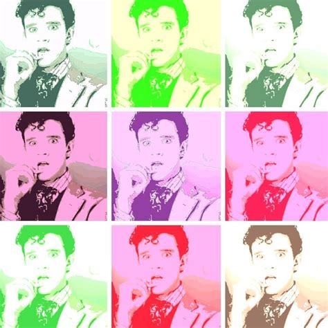 andy warhol style marc st andy warhol style michael urie fan