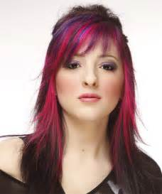 multi color hairstyles multi colored hairstyles for hair images