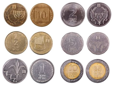 Israeli New Shekel Currency Spotlight History Cad To Ils