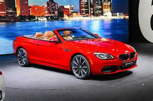 Bmw 6 Series 2016 2016 Bmw 6 Series Convertible Front Three Quarter Photo 5