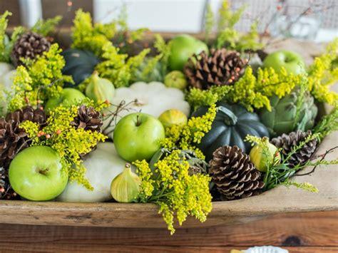 easy thanksgiving centerpieces ideas easy centerpieces for thanksgiving or fall hgtv