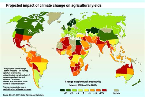 global warming impact map us file projected impact of climate change on agricultural