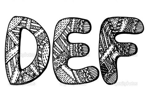 lettere stilizzate alfabeto grafica vettoriale artistico stilizzata immagine delle