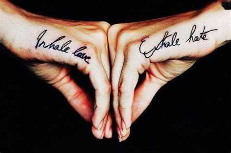 couple word tattoos awesome design ideas for couples matching