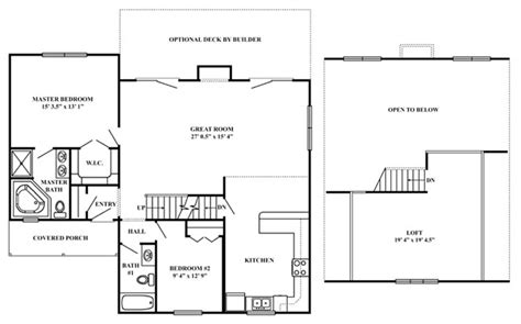 mountain view floor plans vacation series mountain view