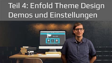 enfold theme wordpress tutorial enfold theme demos und einstellungen wordpress tutorial