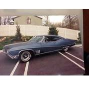 1968 Buick Wildcat Custom 70L For Sale Photos Technical