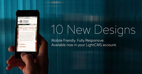 design templates new features 10 new responsive design templates and more