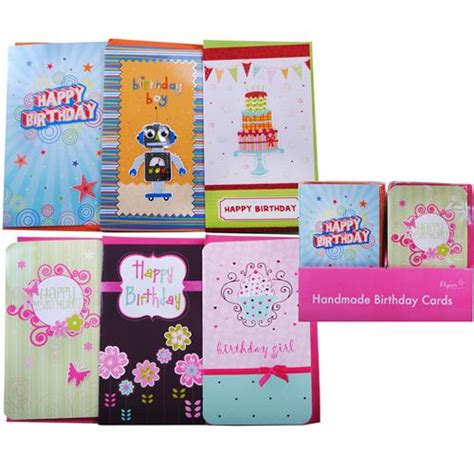 Wholesale Handmade Cards - wholesale large handmade birthday cards in counter