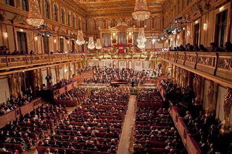 new year in vienna new year concert held at vienna musikverein