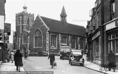 Southall Mba St Francis by Photo Of Uxbridge St Margaret S Church C 1950