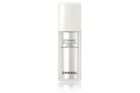 Harga Chanel Le Blanc Serum recensione siero luminosit 224 antimacchie di chanel le blanc