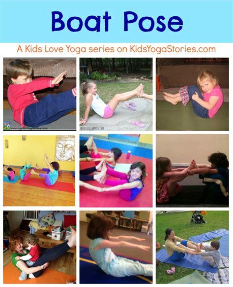 boat pose rows boat pose for kids kids yoga stories yoga books yoga