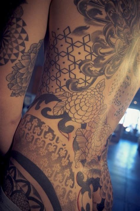 geometric tattoo california roberta gemma pictures photos pictures and images