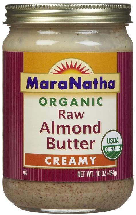 Almonds Liver Detox by Maranatha Organic Almond Butter 16 Oz
