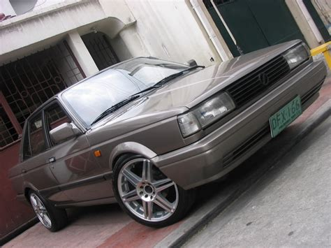 nissan 1988 modified francis tango 1988 nissan sentra specs photos