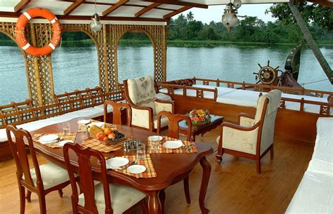 allepey house boat kerala houseboat tariff rates online booking alleppey