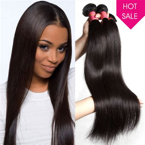 what kind of weave do u get for the poetic justice braids julia virgin brazilian straight hair 3 bundles best