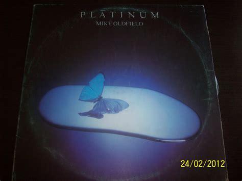 Records Spain Mike Oldfield Platinum Vinyl Lp 1982 Records Spain U S 22 00 En Mercado Libre