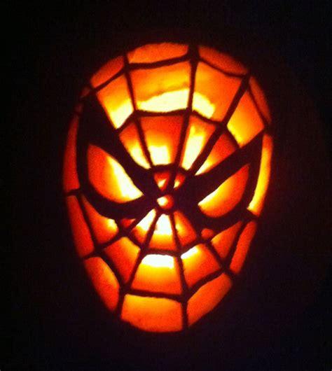spiderman pattern for pumpkin spiderman pumpkin carving idea 30 best cool creative