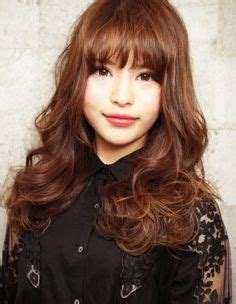 can asian hair be permed hair studio perms and body perm on pinterest