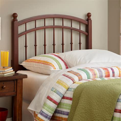round headboards fashion bed group bailey full queen size wooden headboard