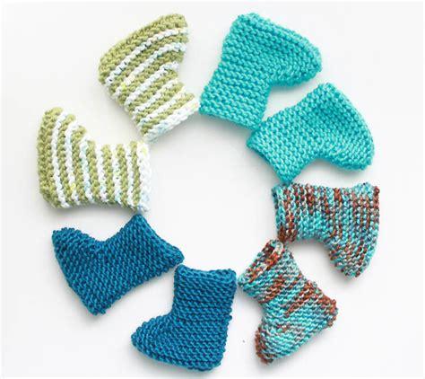 loom knit baby booties beginners easy knit baby booties allfreeknitting