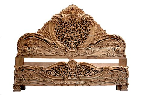 wood carving bed wooden bed with carving design crowdbuild for
