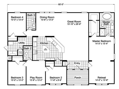 sle floor plans for houses 41 x 60 modular home w luxury interior hq plans pictures metal building homes