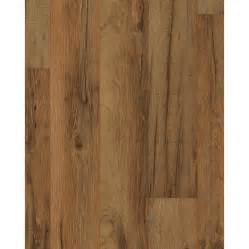 Oak Plank Flooring Shop Style Selections 7 6 In W X 4 23 Ft L Tavern Oak Embossed Wood Plank Laminate Flooring At