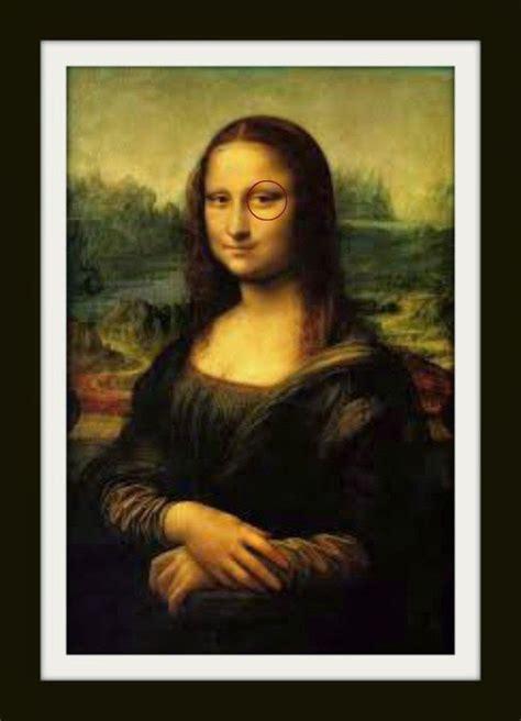 cuadros de la mona lisa cuadros con misterios ocultos ocio y tiempo libre