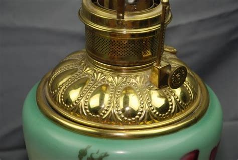 antique oil ls converted to electric antique gwtw oil l base l converted electric roses