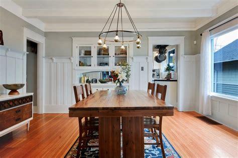 craftsman style lighting dining room ideas