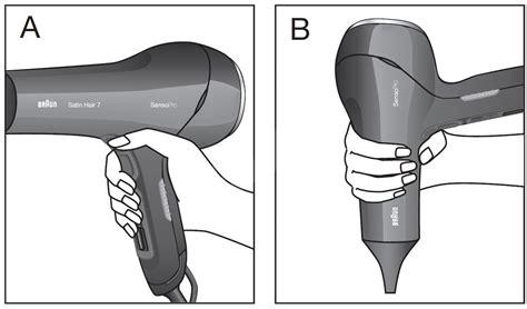 Braun Hair Dryer Hd785 Review braun hd785 sensodryer hair dryer alzashop