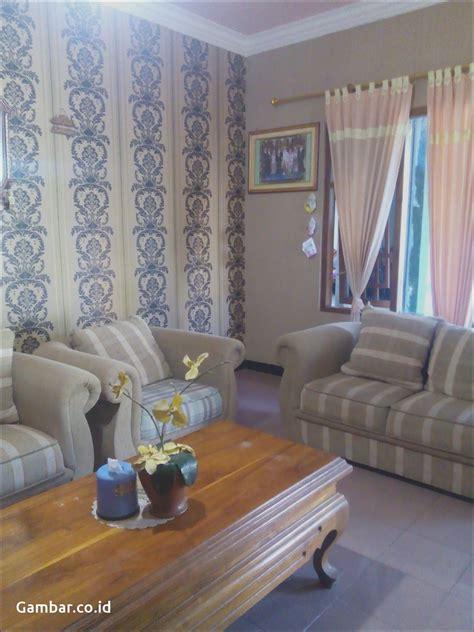 gambar ruang tamu rumah klasik modern yg ideal arsitektur indonesia
