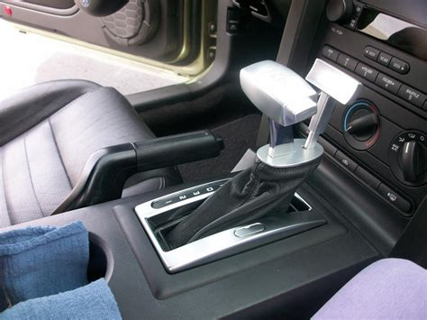 2005 ford mustang automatic shifter 2005 mustang automatic shifter options the mustang