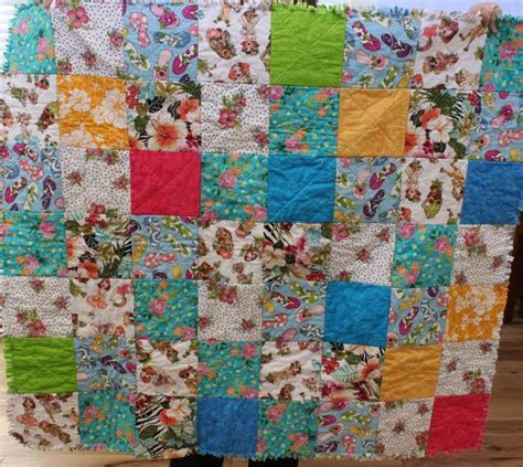Hawaiian Handmade Quilts - 59 best images about rag quilt hawaiian on
