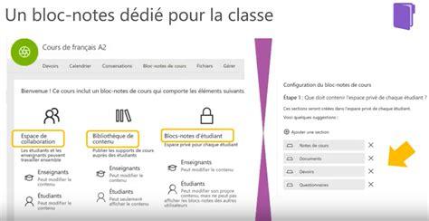 telecharger un bloc note pour le bureau microsoft classroom inclus dans office 365 microsoft