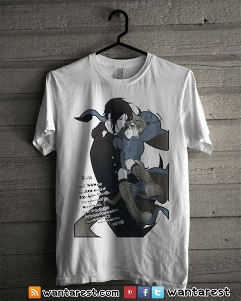 Tshirt Kaos Distro Distortion Do It Black 17 best images about black butler anime t shirts on i need dis shops and