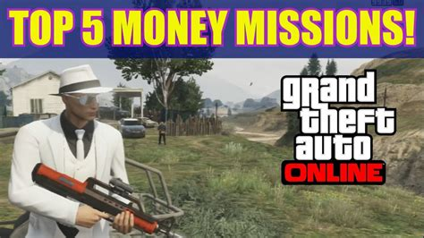 Gta Online Money Making Missions - gta online top five money making missions which missions make you the most money