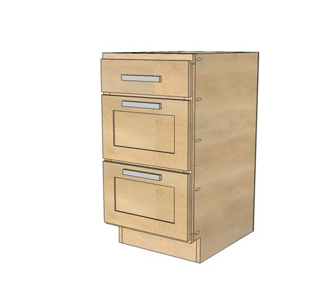 Bottom Cabinet by Bench Wood Base Cabinet Plans