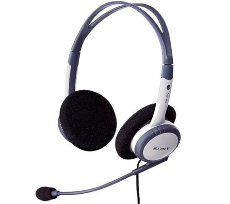 Headset Sony Dr 310 sony dr 220dp headset oodeys