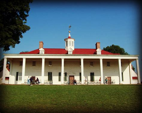 george washington homes and burial of the