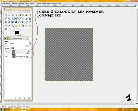 tutorial gimp en français tuto gimp fr 03 gif by naruttebayo67 on deviantart