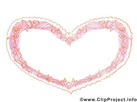 Kostenlose Vorlage Herz Herz Bilderrahmen