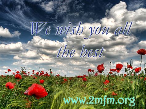 all the best wishes to you wish you all the best quotes quotesgram