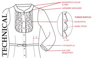 pattern making department in garment industry demystifying pattern making maker s row blog