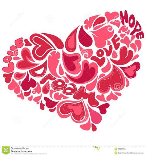 Decorative Hearts by Decorative Stock Photos Image 12447463