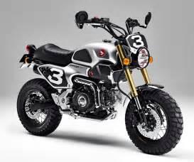 Stang Honda Monkey 2 By Fagetoshop 2 honda monkey versi quot bikes quot segera hadir di tokyo