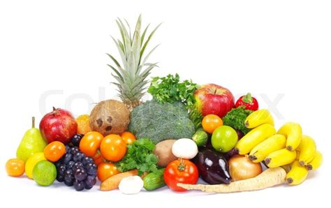 vegetables e fruits vegetables and fruits stock photo colourbox
